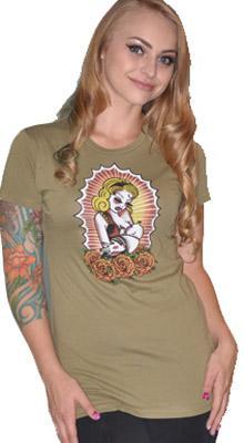 Rockin' tattoo inspired maternity,nursing and yoga wear - Hot Mama Ink
